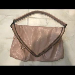 Matt & Nat pink handbag 👜 pleather Guc